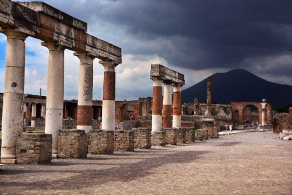 Помпейи