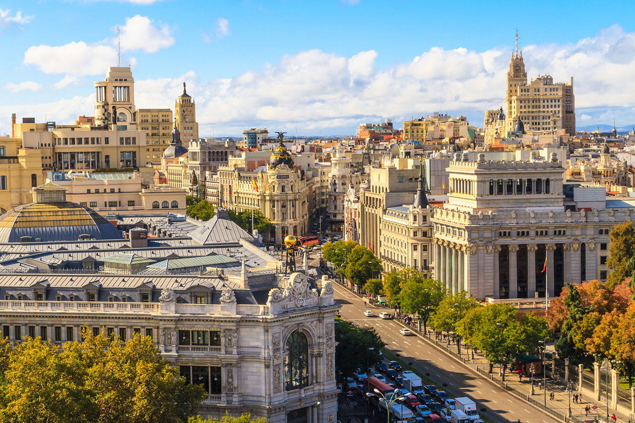 Мадриде