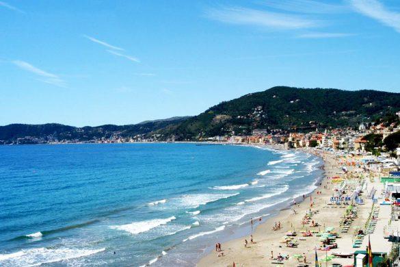 пляжей