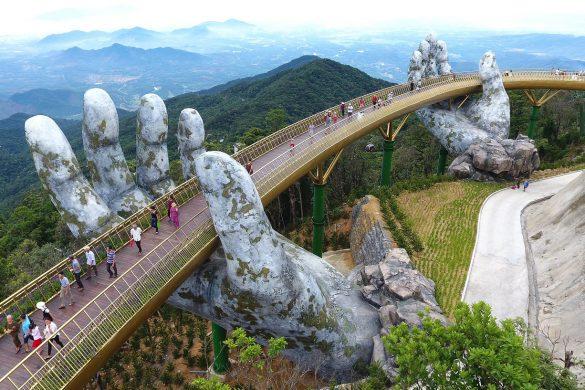 мост на руках