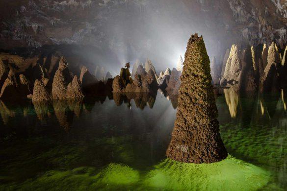 пещеры Вьетнам