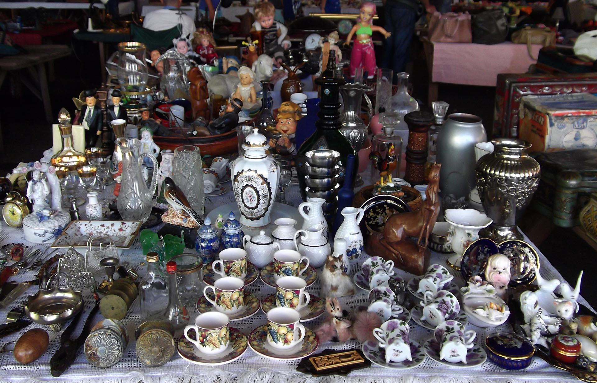 Мадрид блошиные рынки