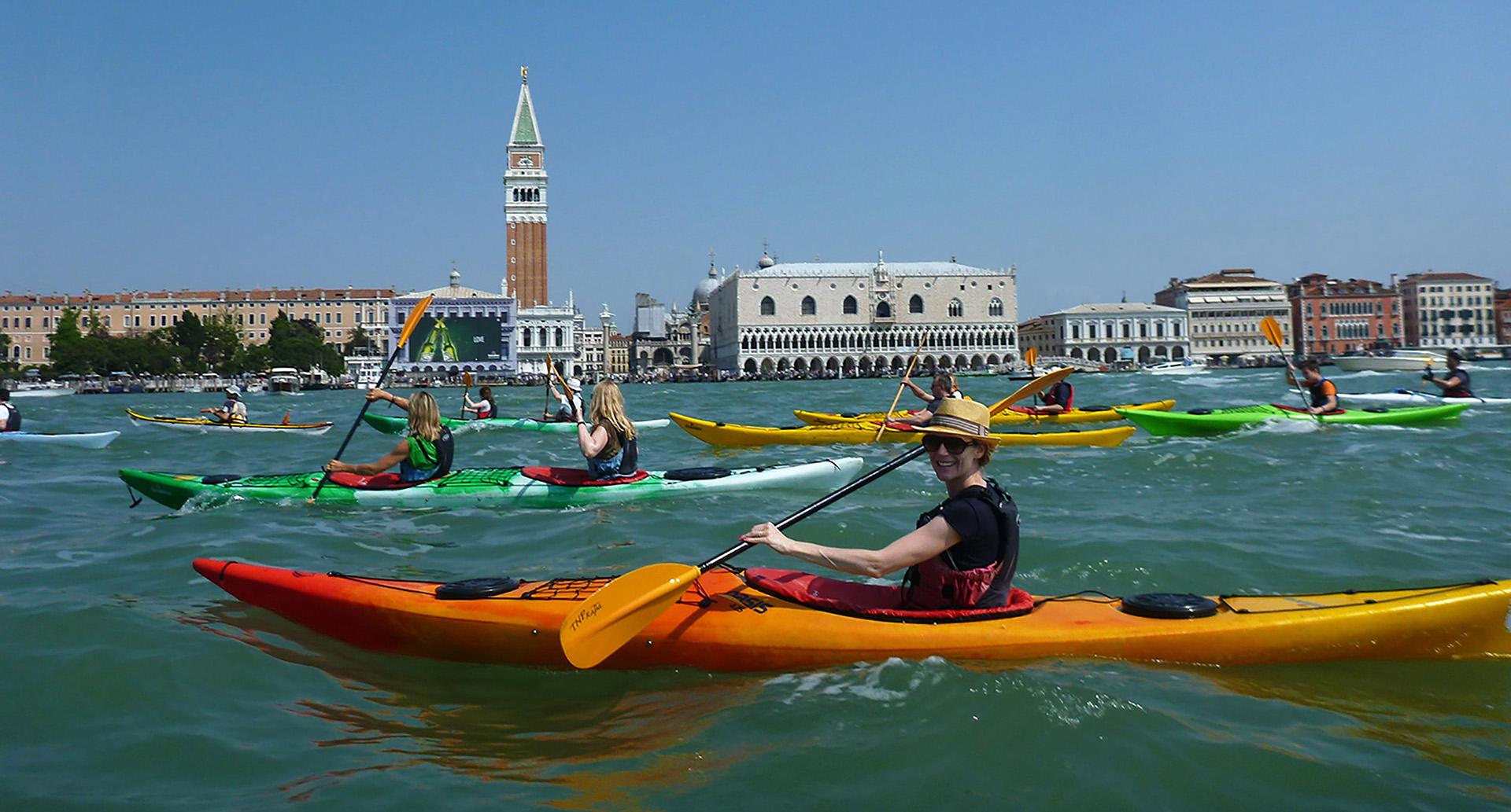Гранд-канале Венеция