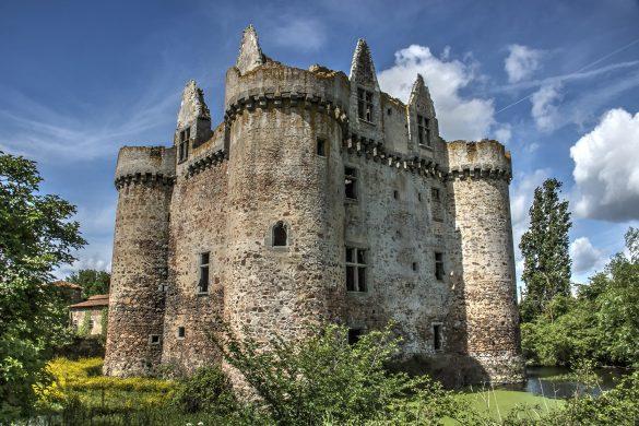 французского замка
