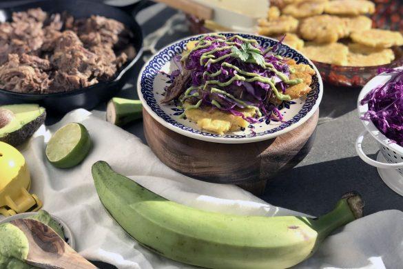 Эквадор кулинария