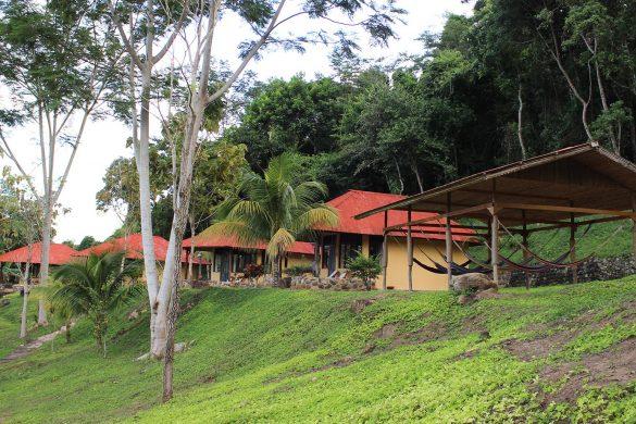 Эколодж «Cordillera Escalera»