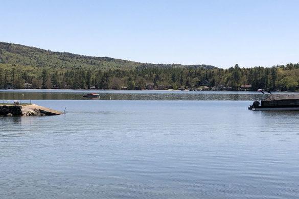 озеро Ньюфаунд